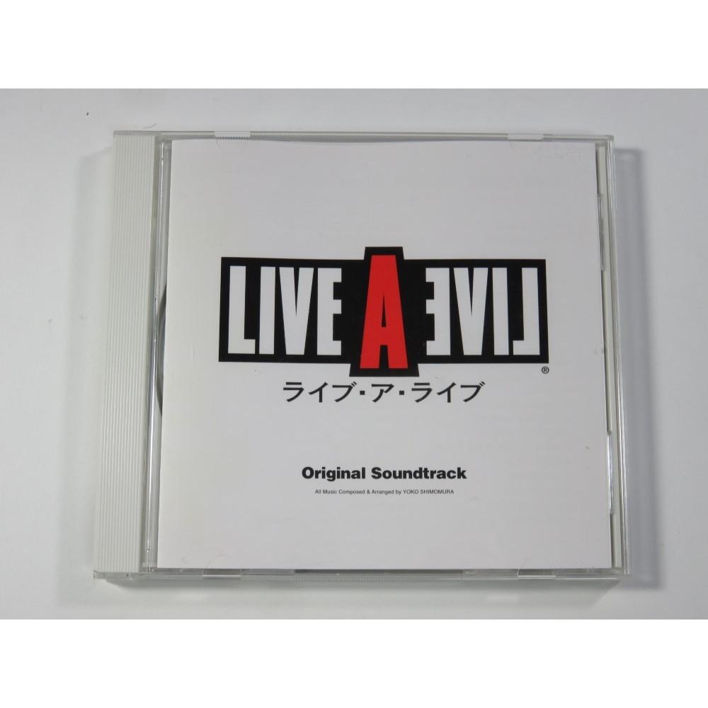 LIVE A LIVE ORIGINAL SOUNDTRACK JPN OCCASION