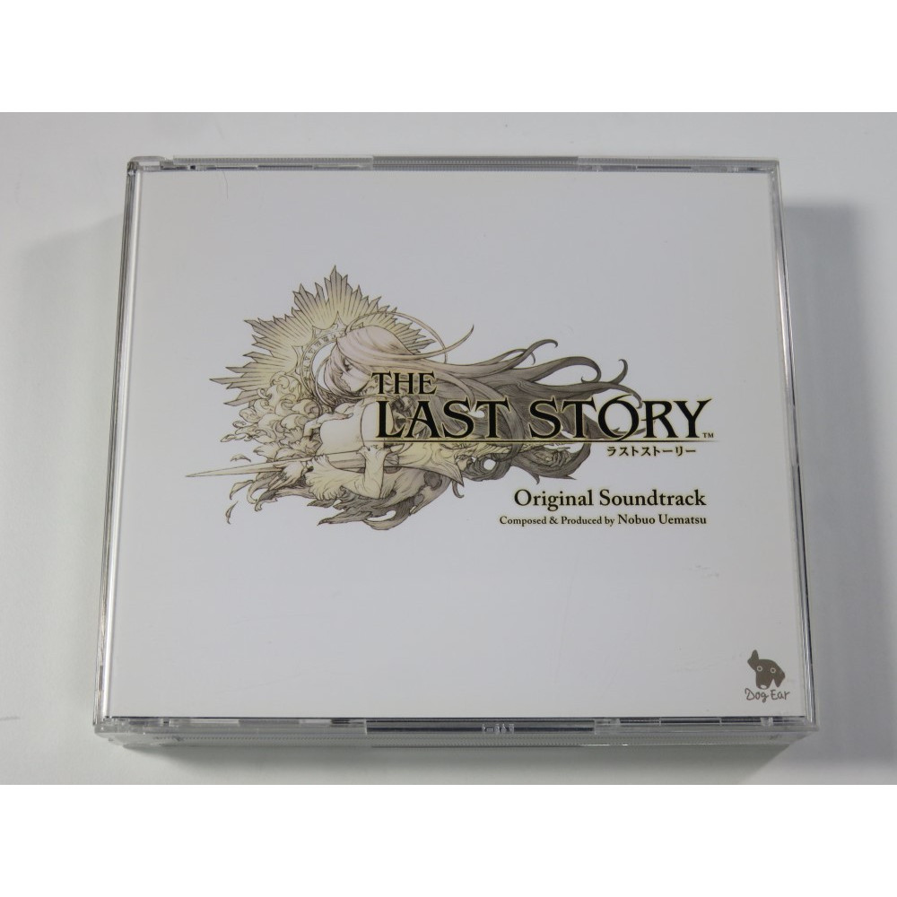 THE LAST STORY - ORIGINAL SOUNDTRACK JPN OCCASION
