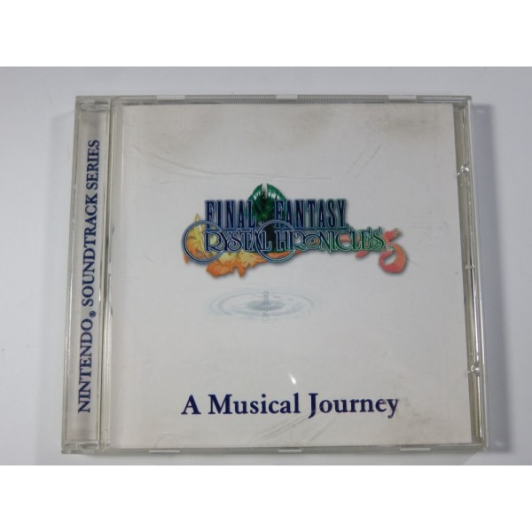 FINAL FANTASY CRYSTAL CHRONICLES A MUSICAL JOURNEY - NINTENDO SOUNDTRACK SERIES EURO OCCASION