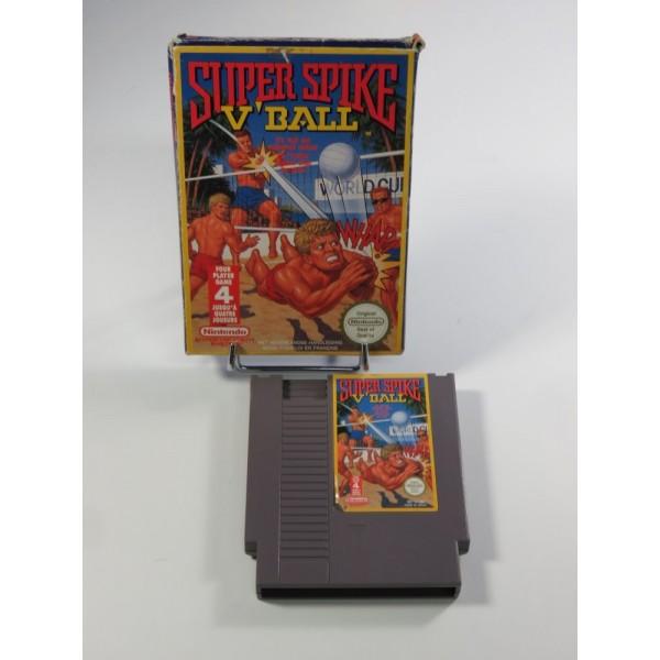 SUPER SPIKE V BALL NES PAL B FAH OCCASION (SANS NOTICE)
