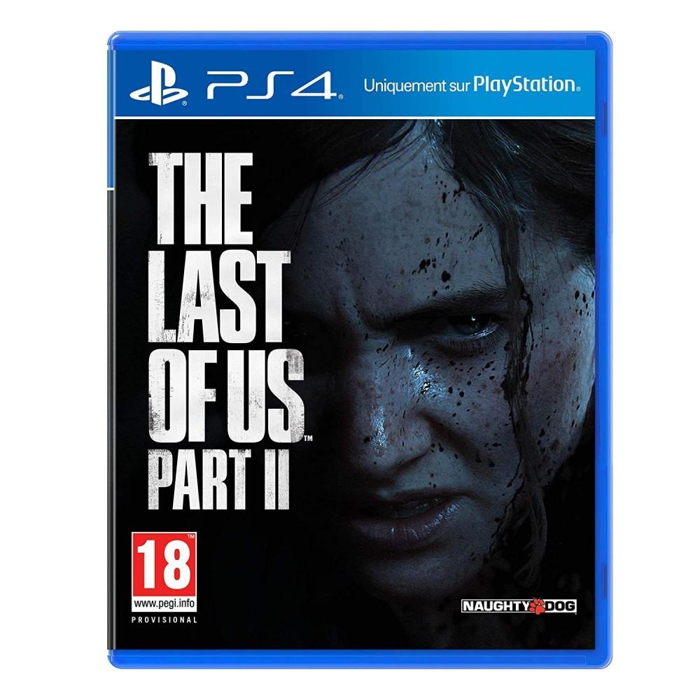 LAST OF US PART II PS4 FR NEW