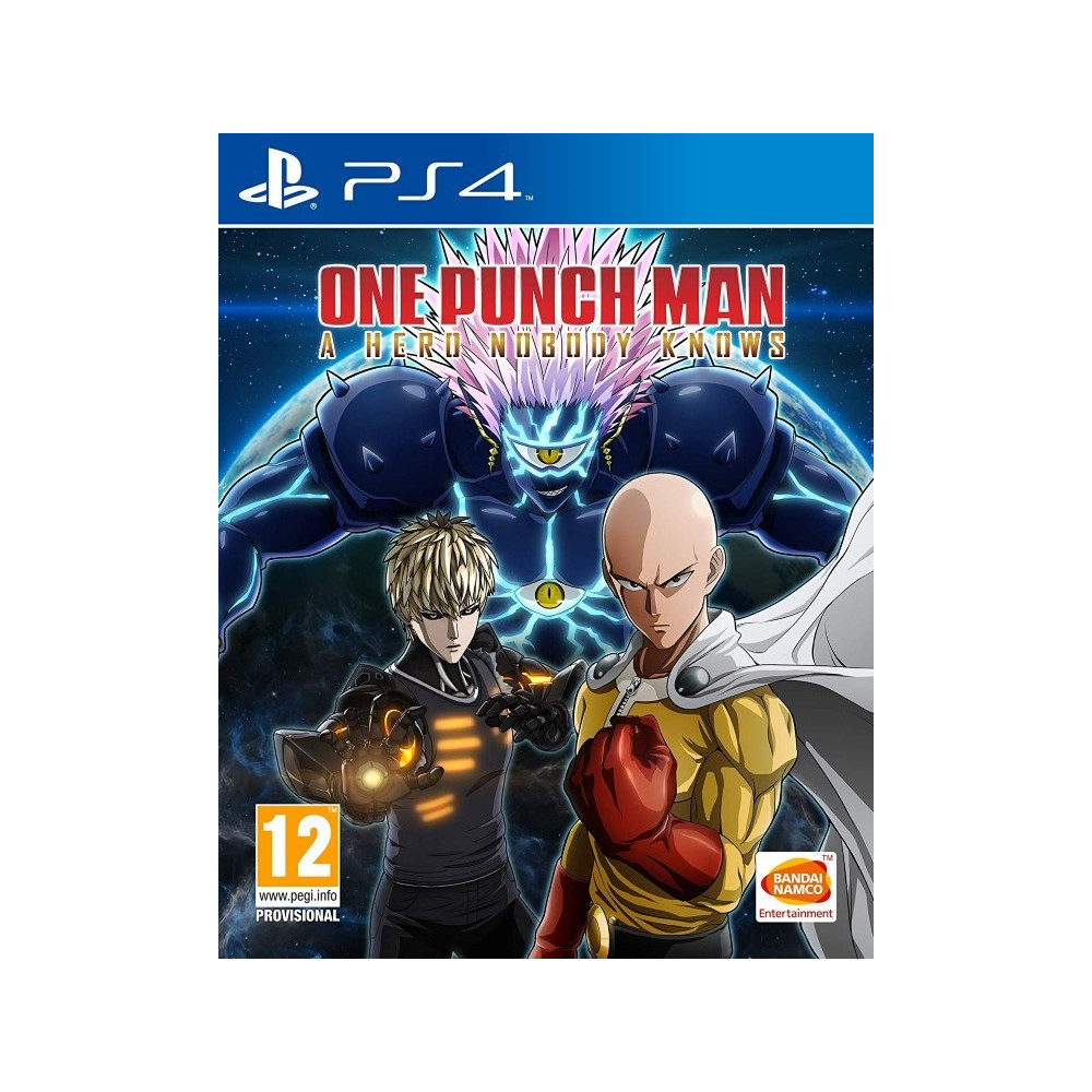 ONE PUNCH MAN A HERO NOBODY KNOWS PS4 FR OCCASION