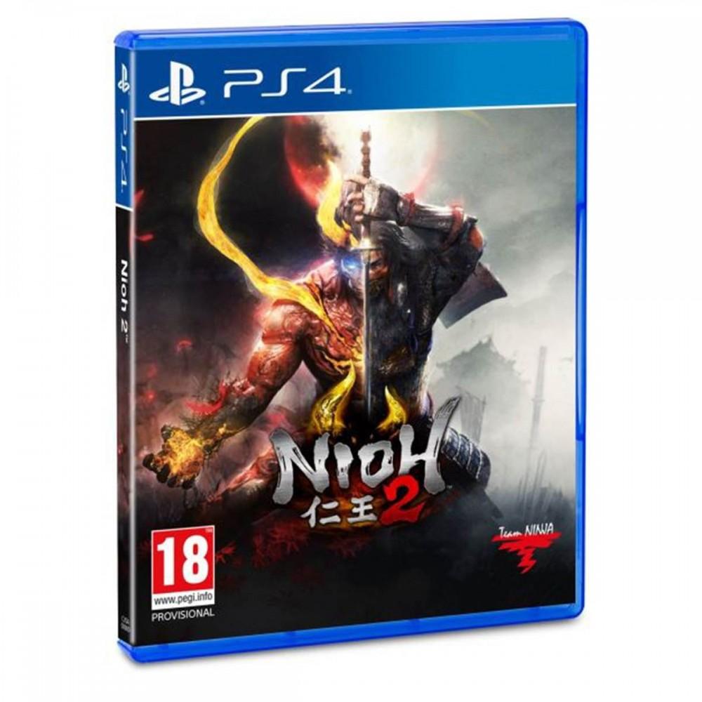 NIOH 2 PS4 EURO FR NEW