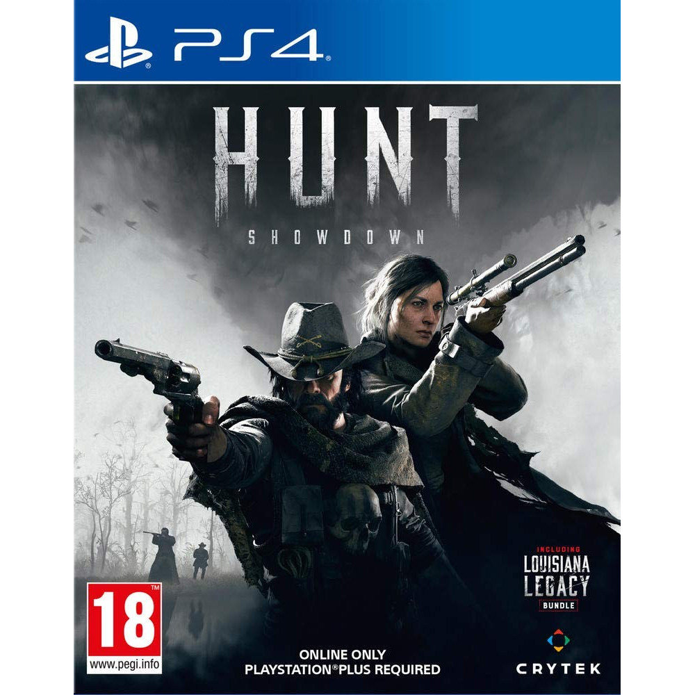 HUNT SHOWDOWN PS4 FR OCCASION