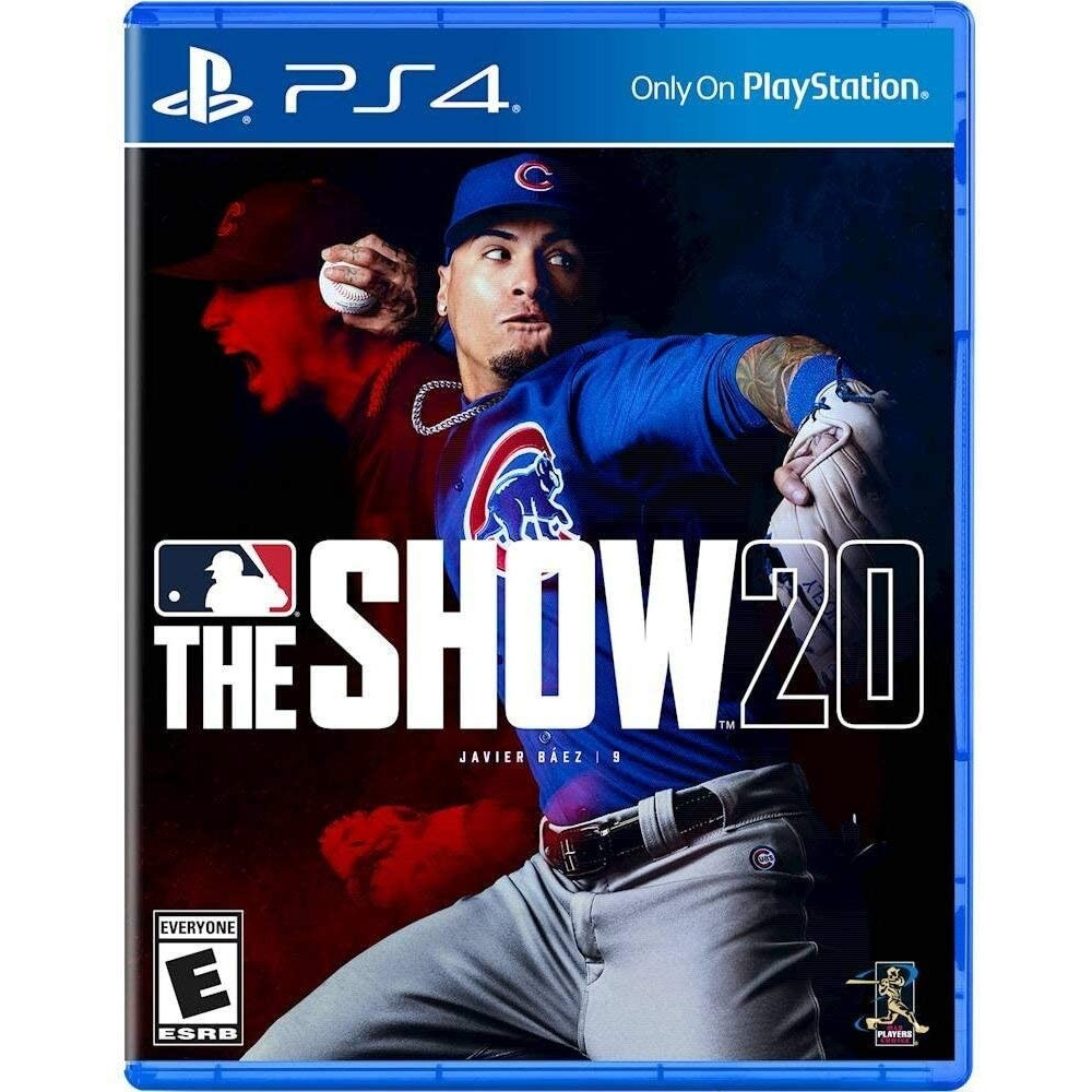 MLB THE SHOW 20 PS4 US NEW