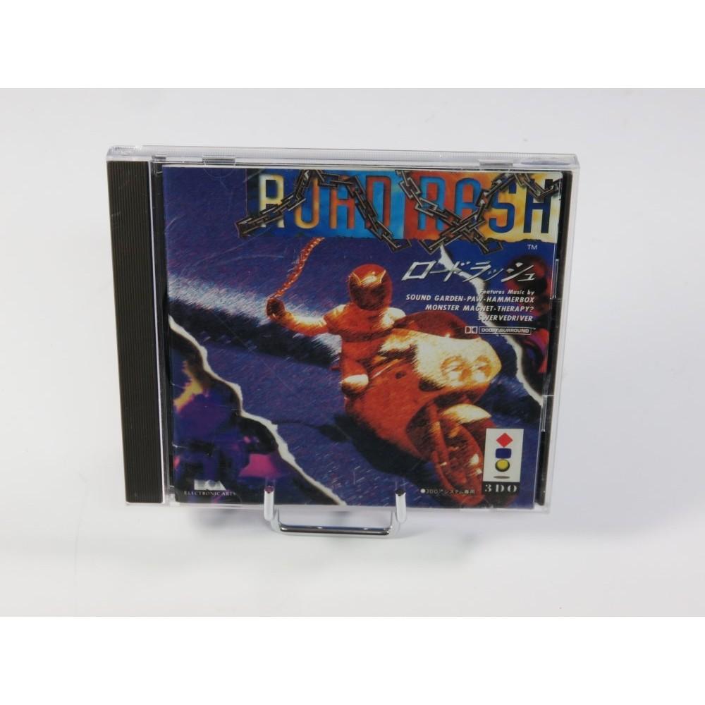 ROAD RASH 3DO NTSC-JPN OCCASION