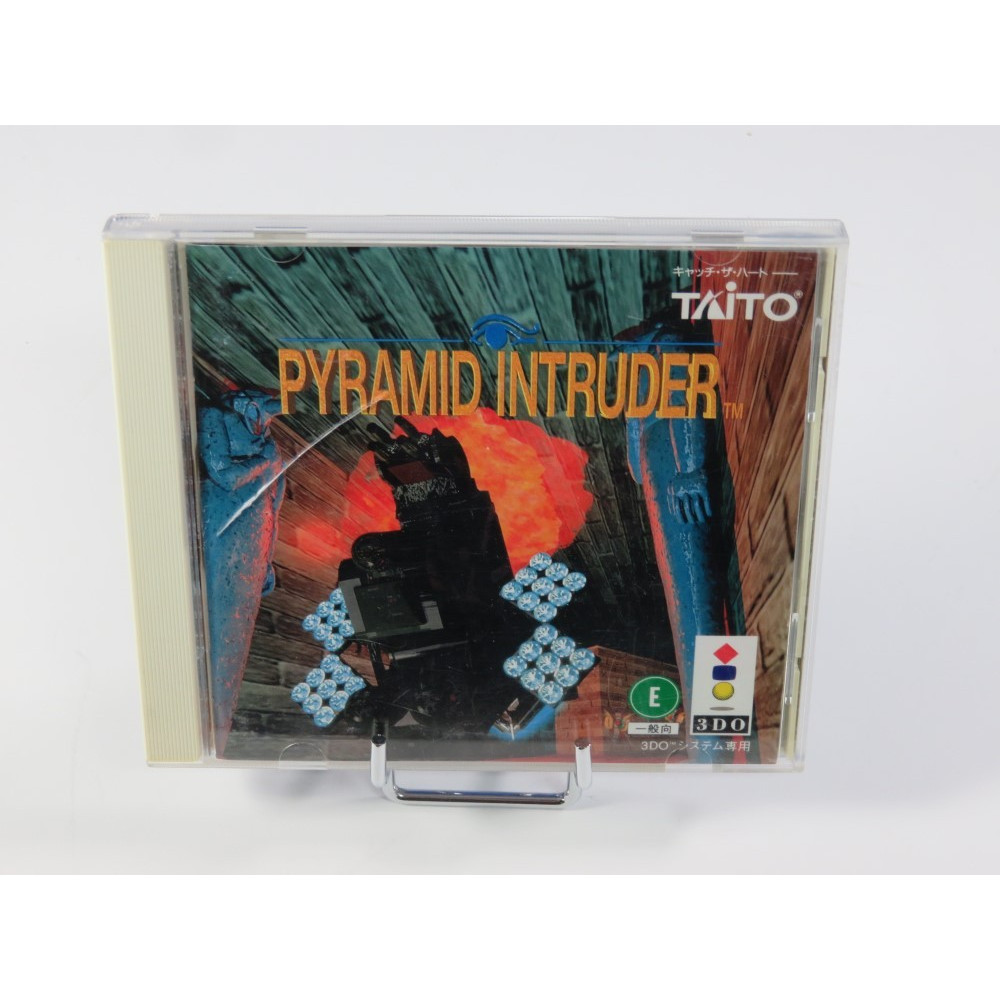 PYRAMID INTRUDER 3DO NTSC-JPN OCCASION