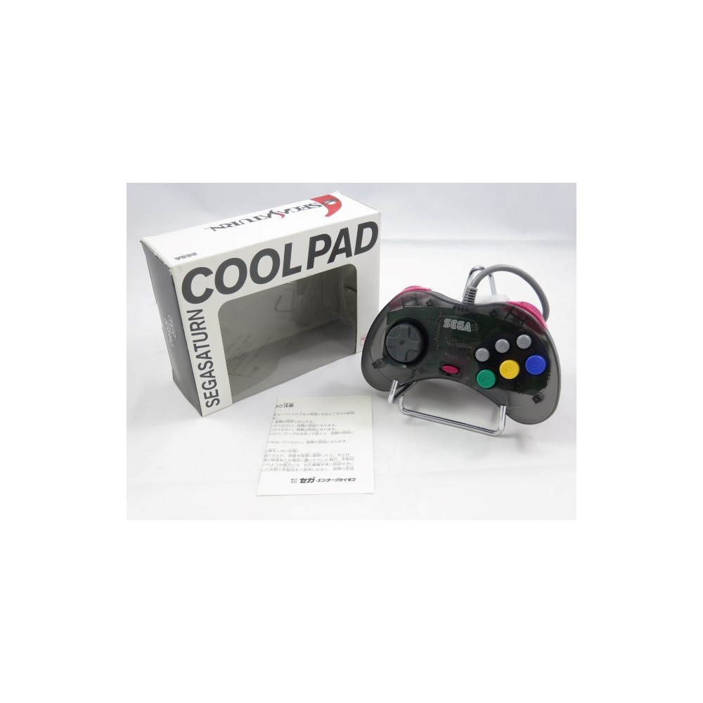 CONTROLLER SEGA SATURN COOL PAD NOT FOR SALE LIMITED SATURN JPN (MINT)