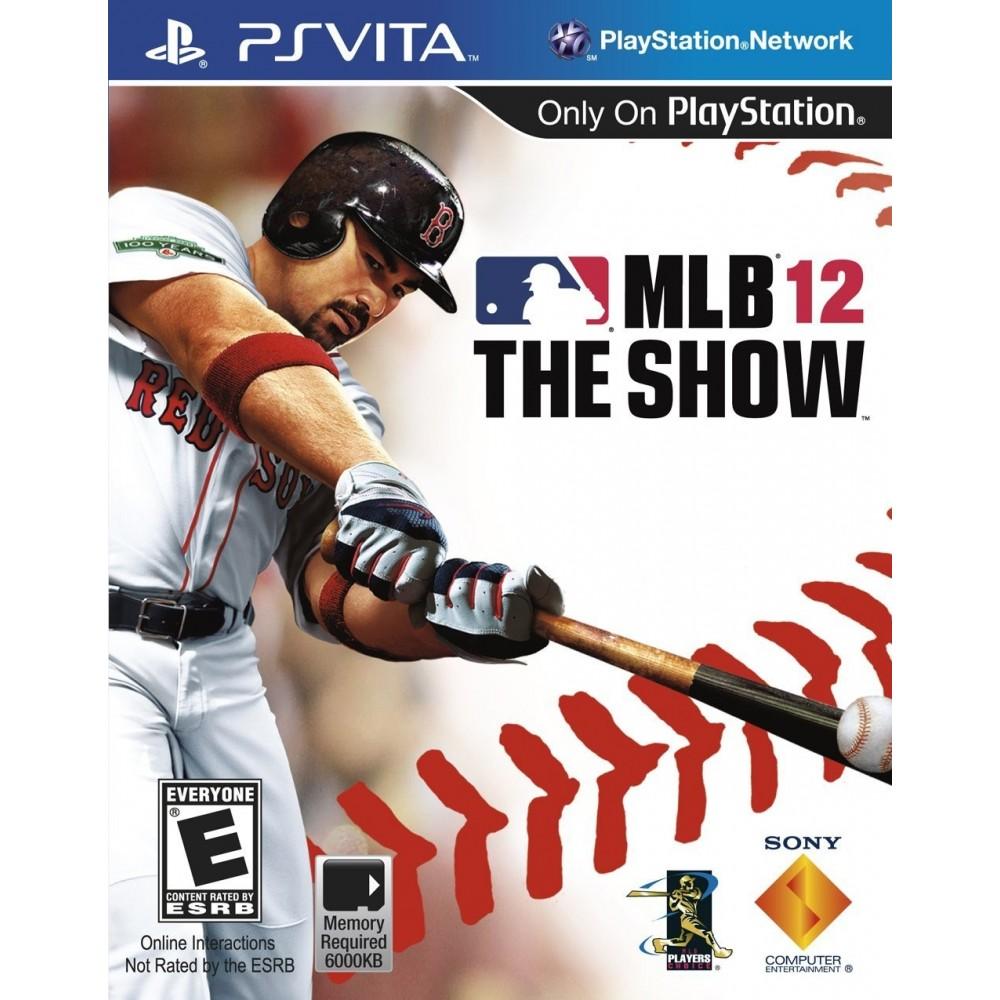 MLB THE SHOW 12 PSVITA US OCC