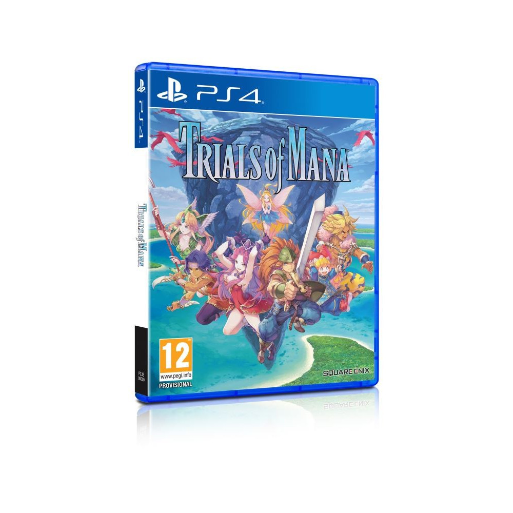 TRIALS OF MANA PS4 UK NEW