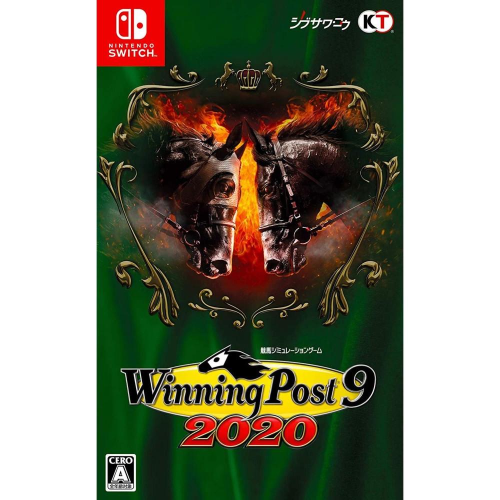 WINNING POST 9 2020 SWITCH JPN NEW
