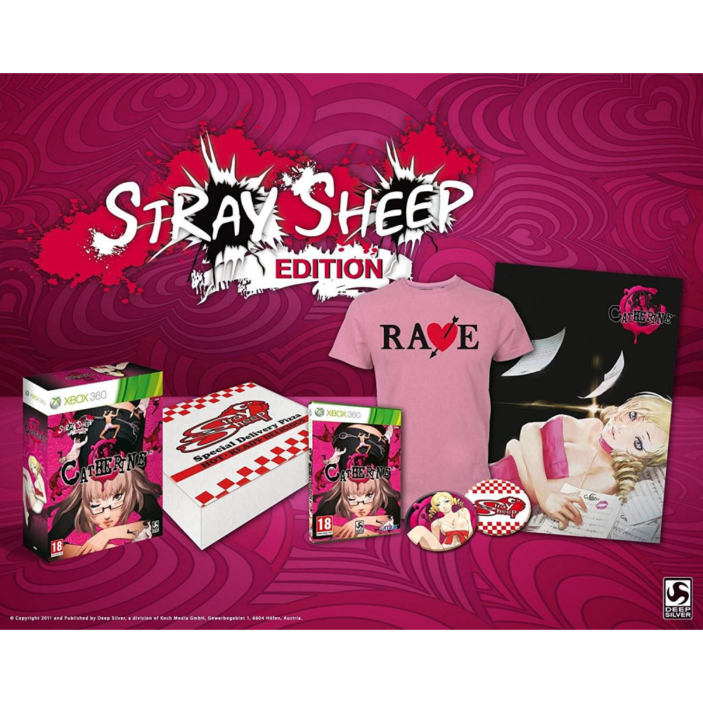 CATHERINE COLLECTOR X360 PAL-EURO OCCASION