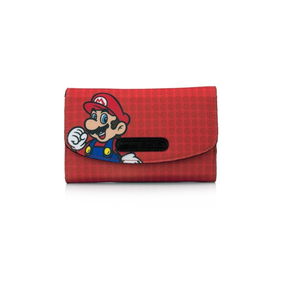 PDP MARIO LUXE CANVAS CASE 3DS NEW