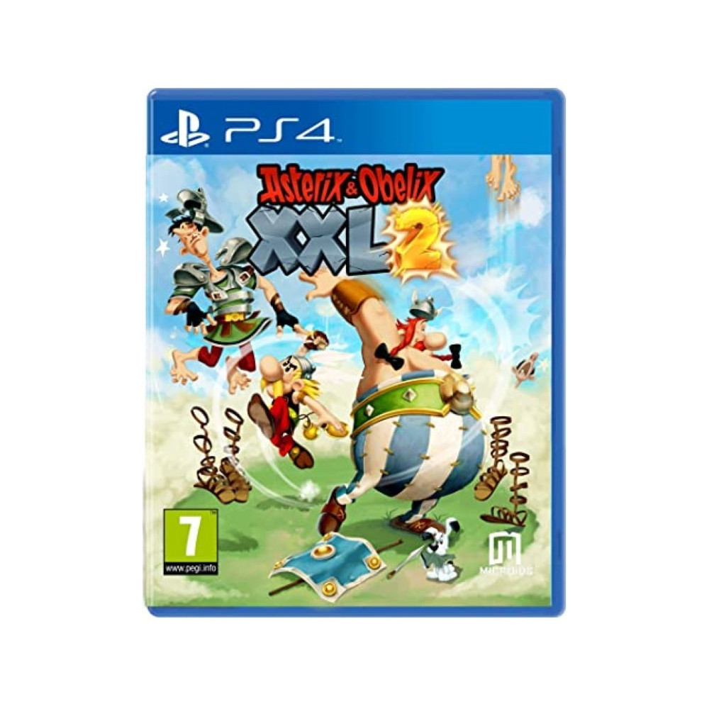 ASTERIX & OBELIX XXL 2 PS4 EURO FR NEW