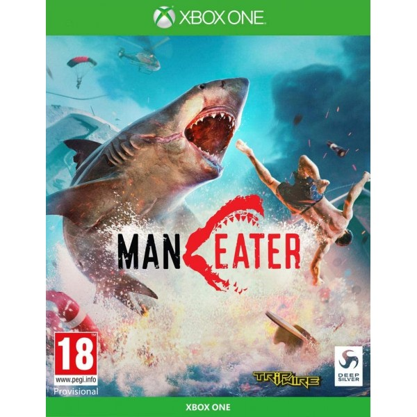 MANEATER - Day One Edition XBOX ONE FR NEW