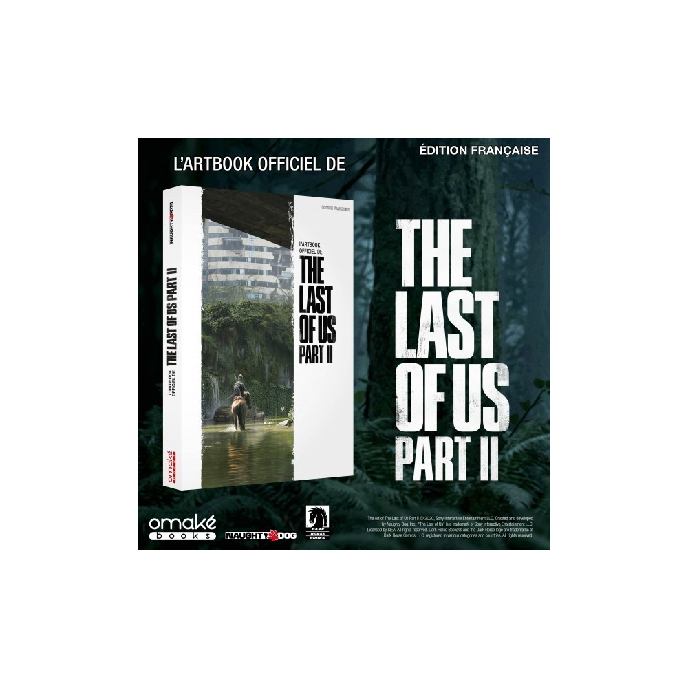 The Last of Us Part II (Artbook Edition Standard FR) Prorder
