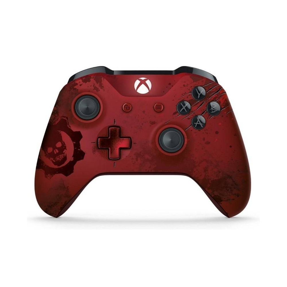 CONTROLLER XONE GEAR OF WAR 4 CRIMSON FR OCCASION
