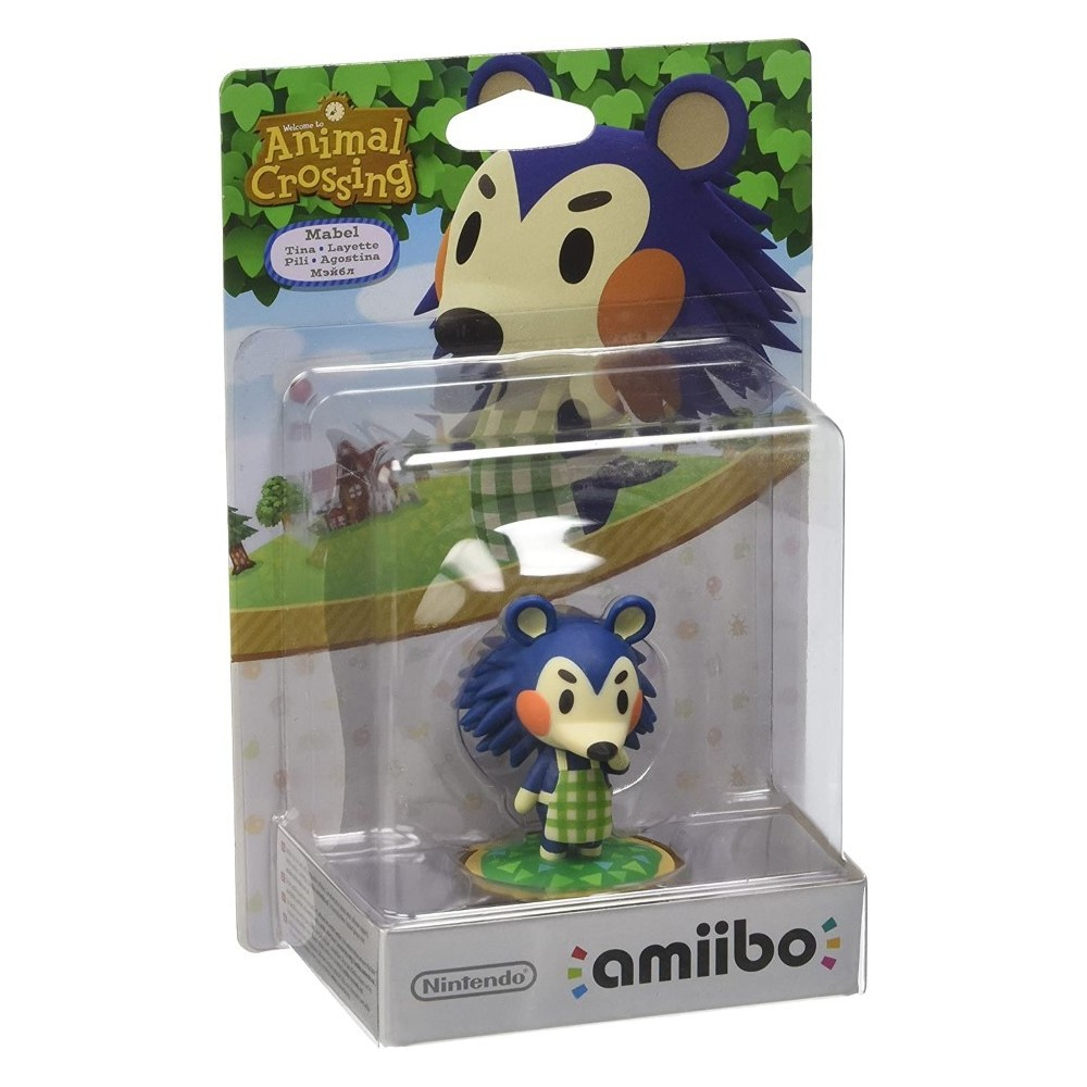 AMIIBO ANIMAL CROSSING LAYETTE EURO NEW