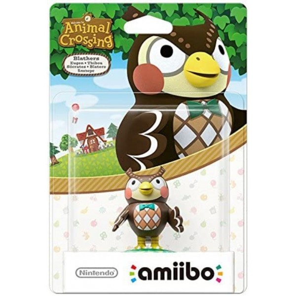 AMIIBO ANIMAL CROSSING THIBOU EURO NEW