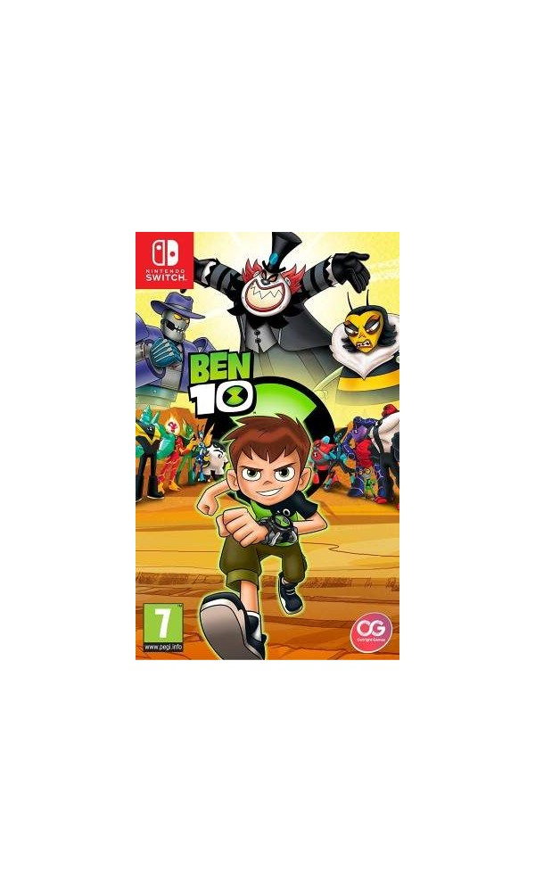 BEN 10 SWITCH FR OCCASION