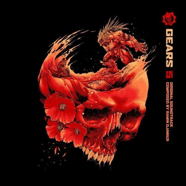 VINYLE GEARS 5 ORIGINAL SOUNDTRACK NEW