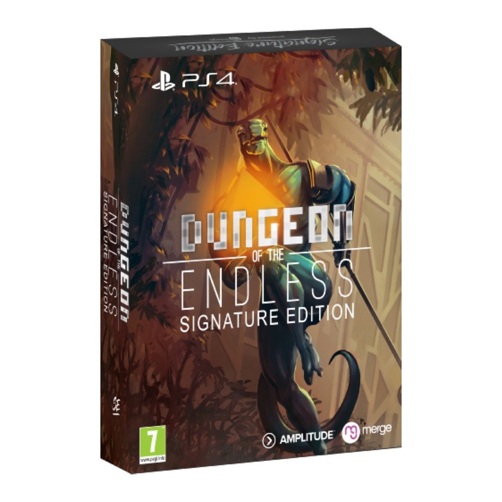 DUNGEON OF THE ENDLESS SIGNATURE EDITION PS4 FR NEW