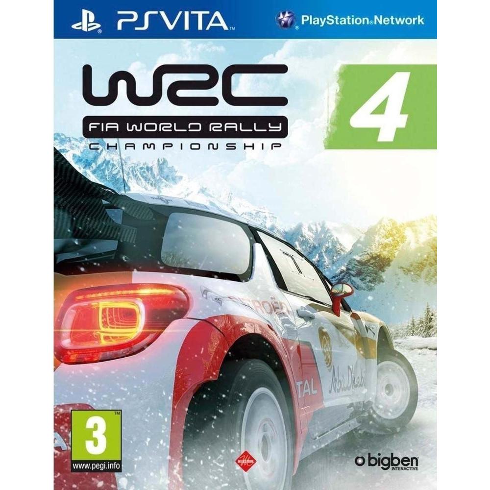 WRC 4 PSVITA VF OCC