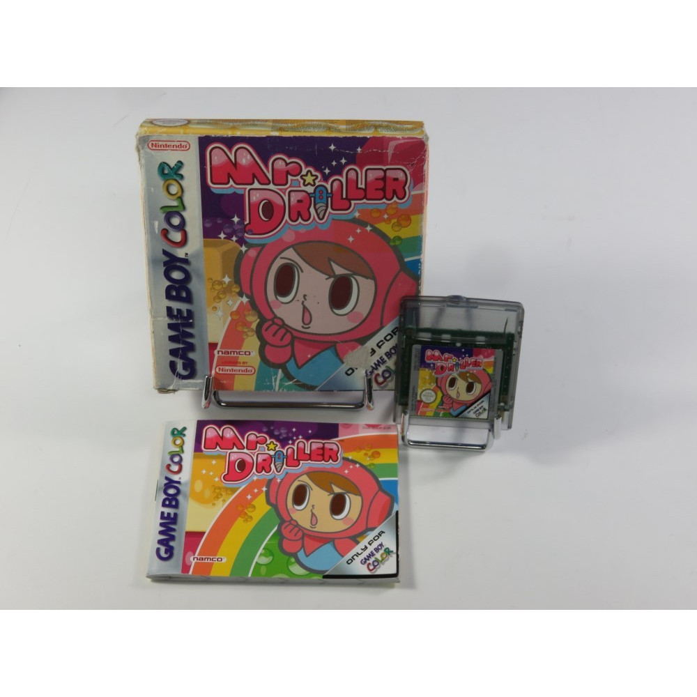 MR DRILLER GAME BOY COLOR EUR OCCASION
