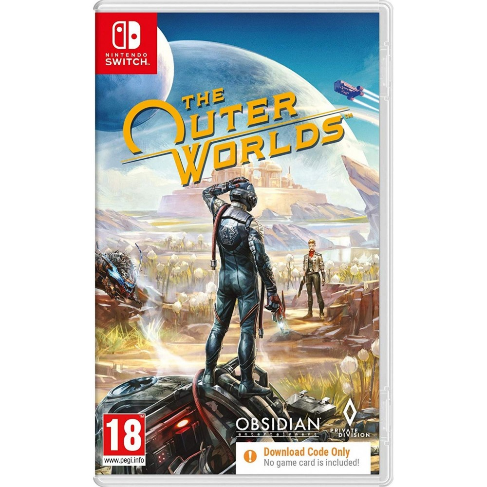 THE OUTER WORLDS SWITCH FR OCCASION