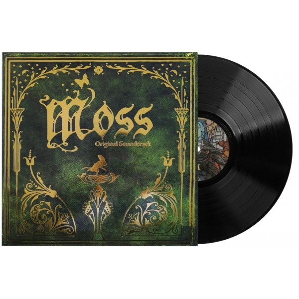 VINYLE MOSS ORIGINAL GAME SOUNDTRACK NEW