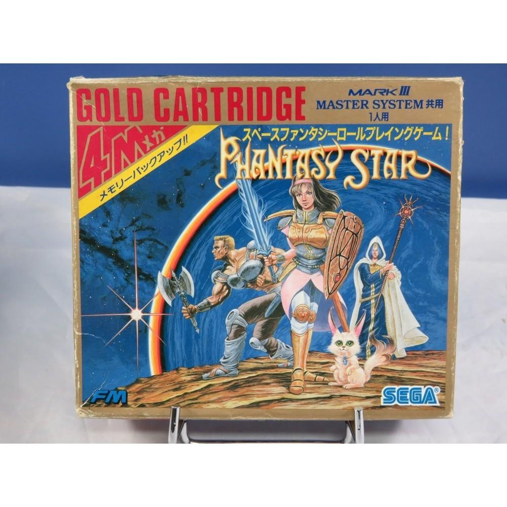 PHANTASY STAR SEGA MARK III NTSC-JPN OCCASION