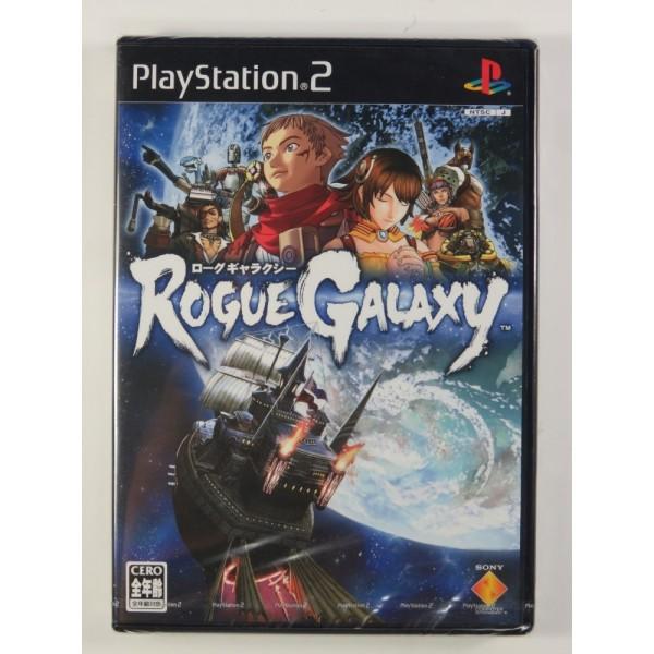 ROGUE GALAXY PS2 NTSC-JPN NEW