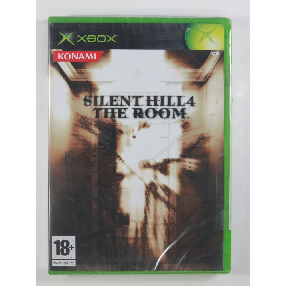 SILENT HILL 4 - THE ROOM XBOX PAL-FR NEW