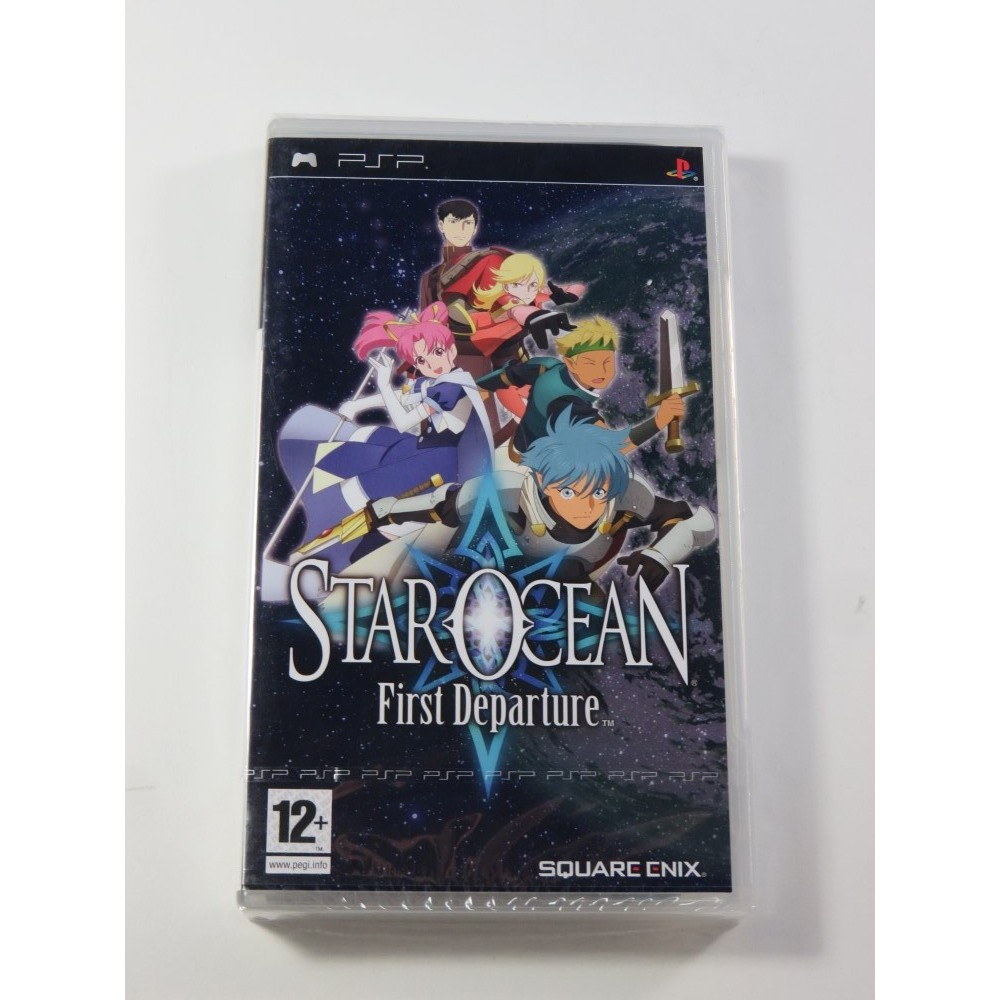STAR OCEAN - FIRST DEPARTURE PSP FR NEW