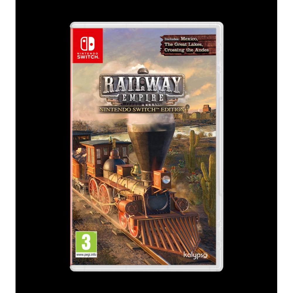 RAILWAY EMPIRE SWITCH UK OCCASION