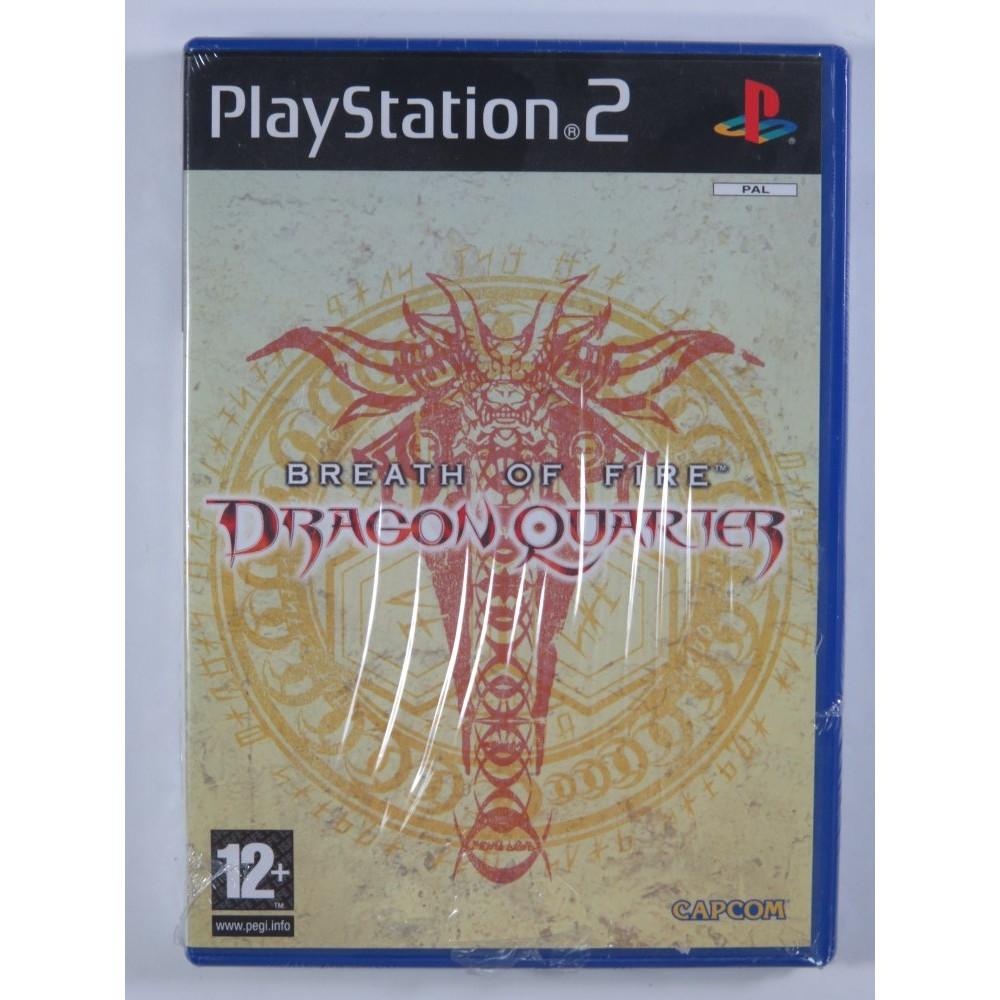 BREATH OF FIRE : DRAGON QUARTER PLAYSTATION 2 (PS2) PAL-FR NEW