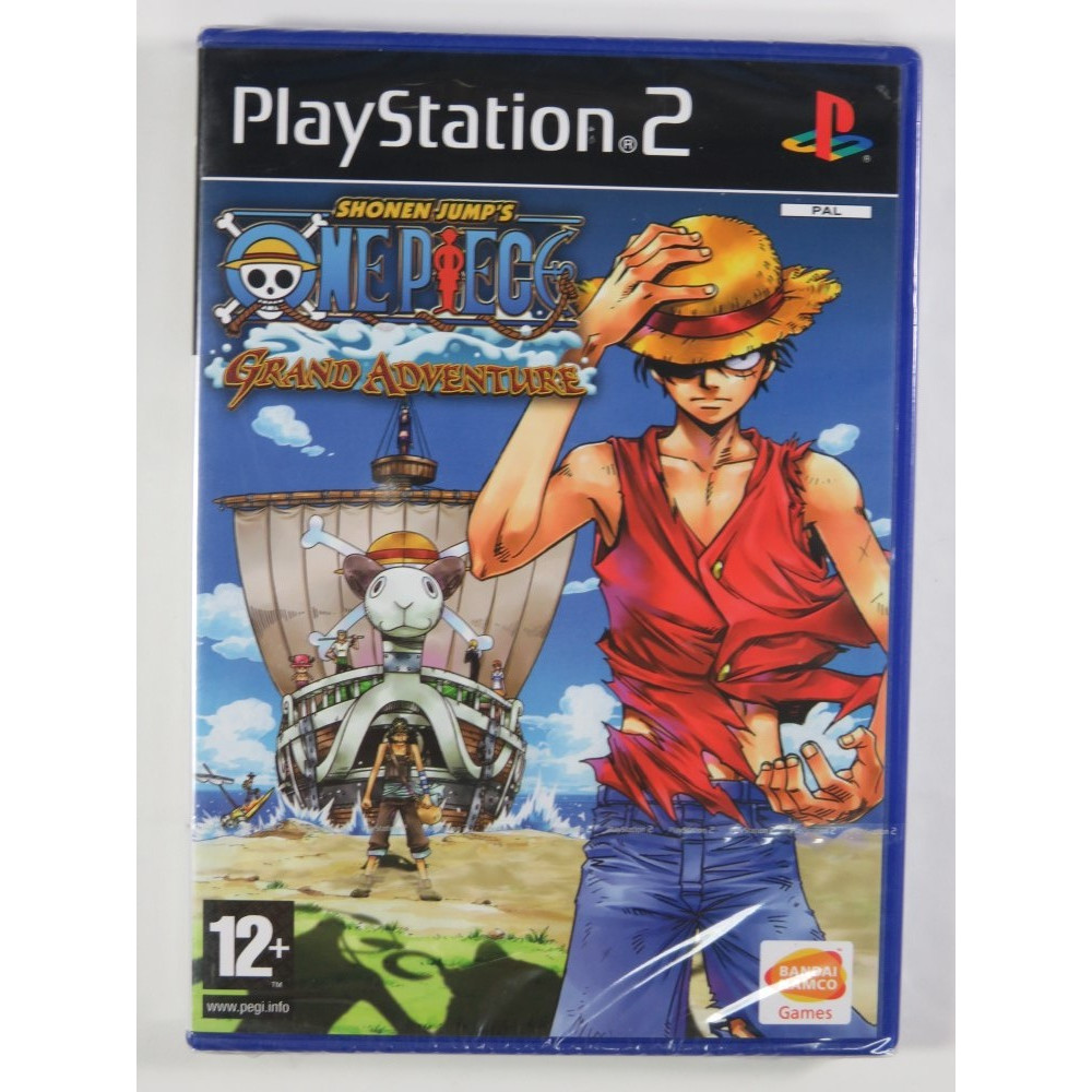 ONE PIECE GRAND ADVENTURE PS2 PAL-FR NEW