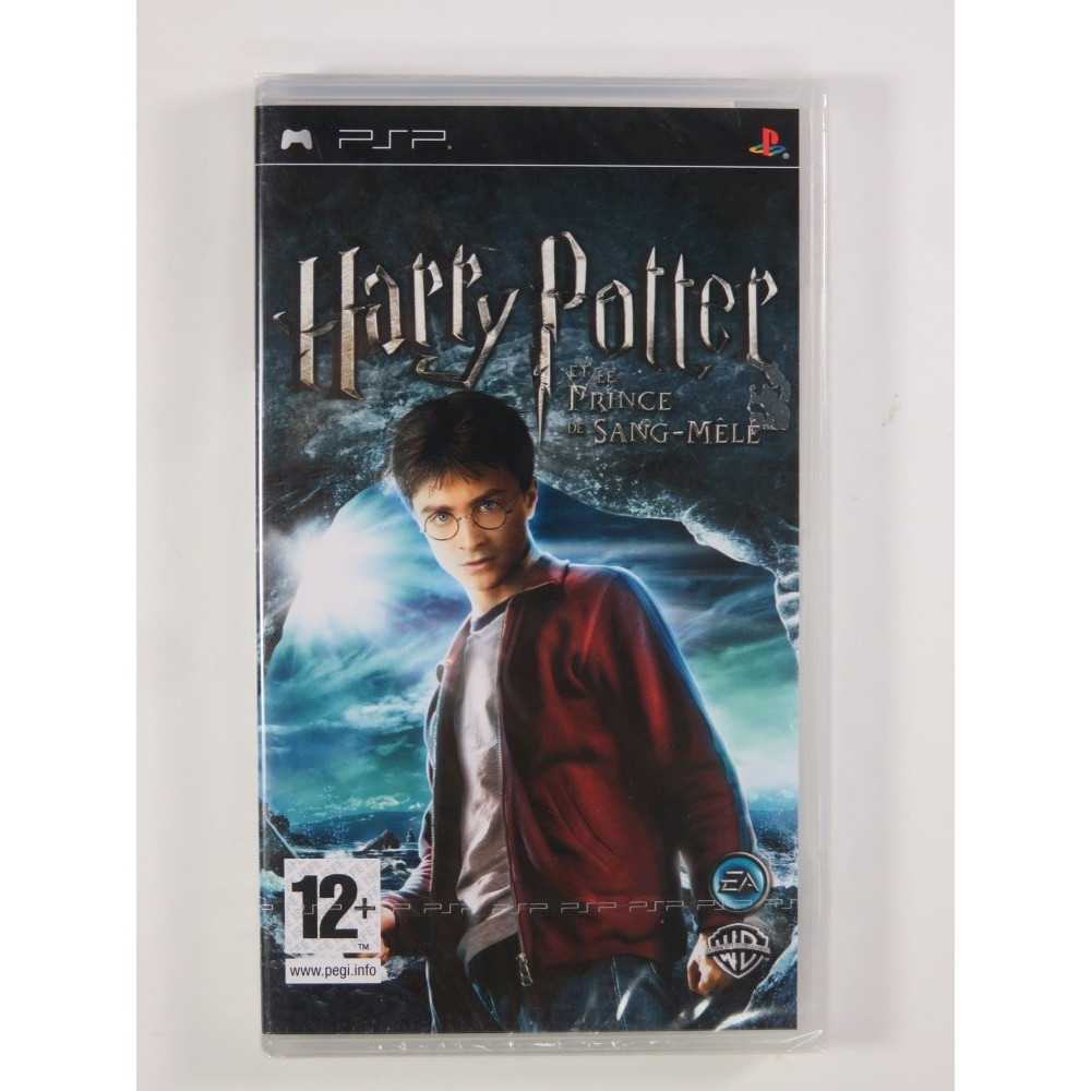 HARRY POTTER ET LE PRINCE DE SANG MELE BUNDLE COPY PSP FR NEW
