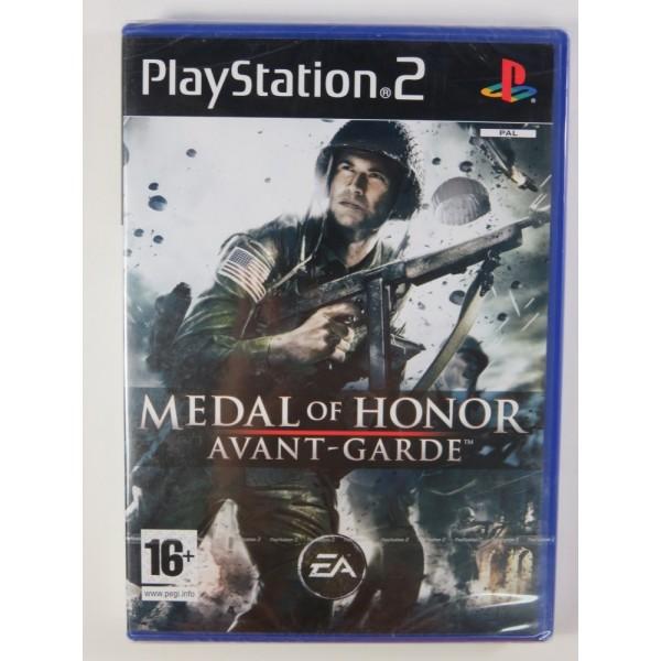 MEDAL OF HONOR - AVANT GARDE PS2 PAL-FR NEW