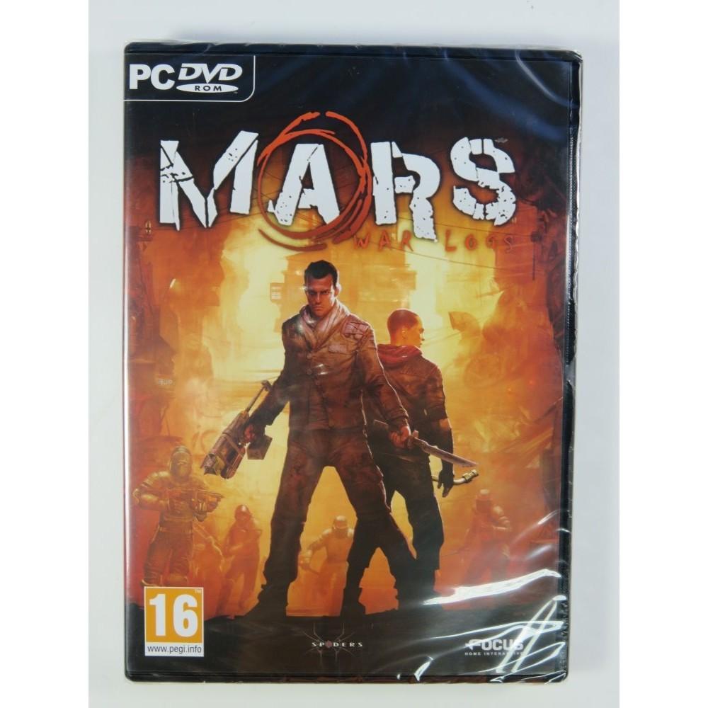 MARS WAR LOGS PC FR NEW