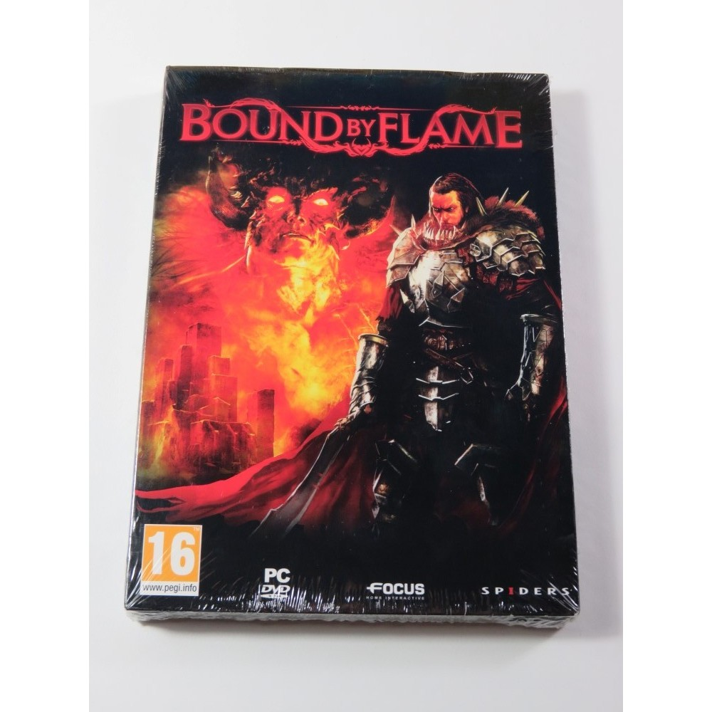 BOUND BY FLAME PC FR NEW