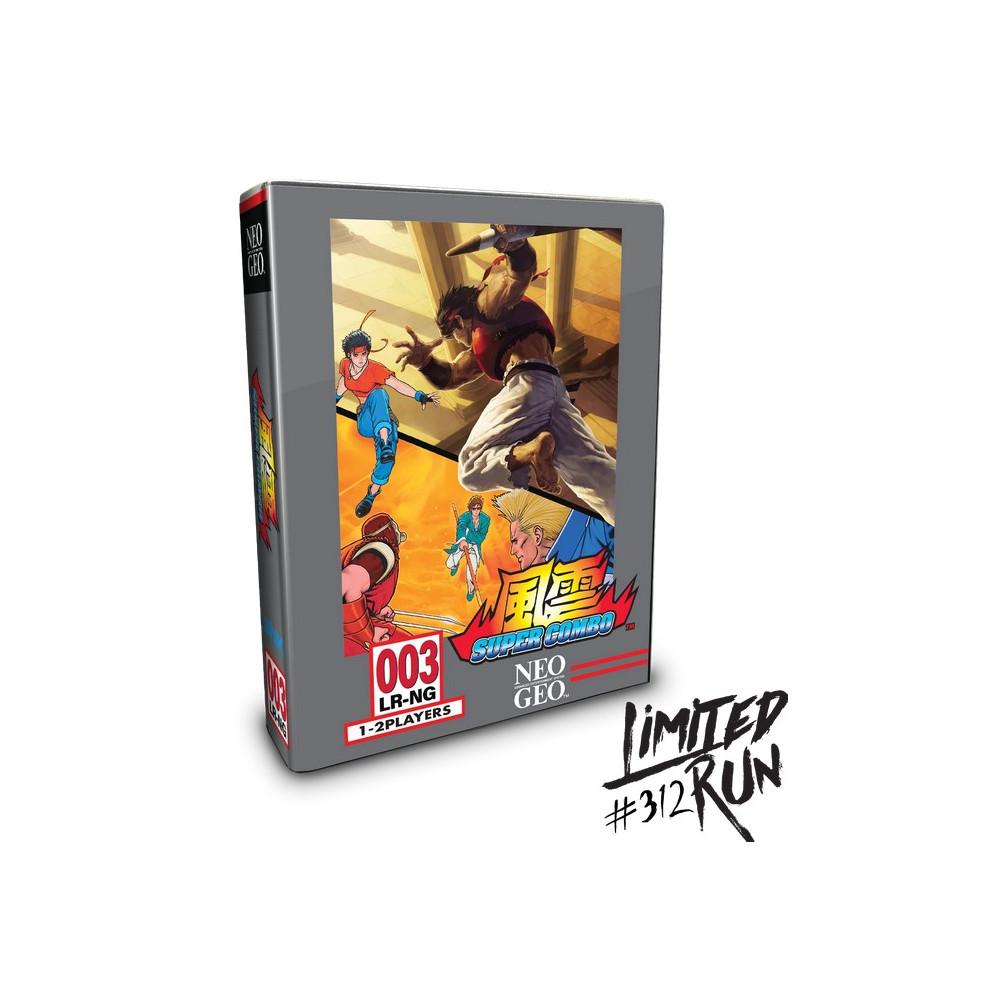 FU UN SUPER COMBO CLASSIC EDITION PS4 US NEW