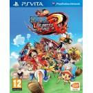 ONE PIECE UNLIMITED WORLD RED PSVITA UK OCC