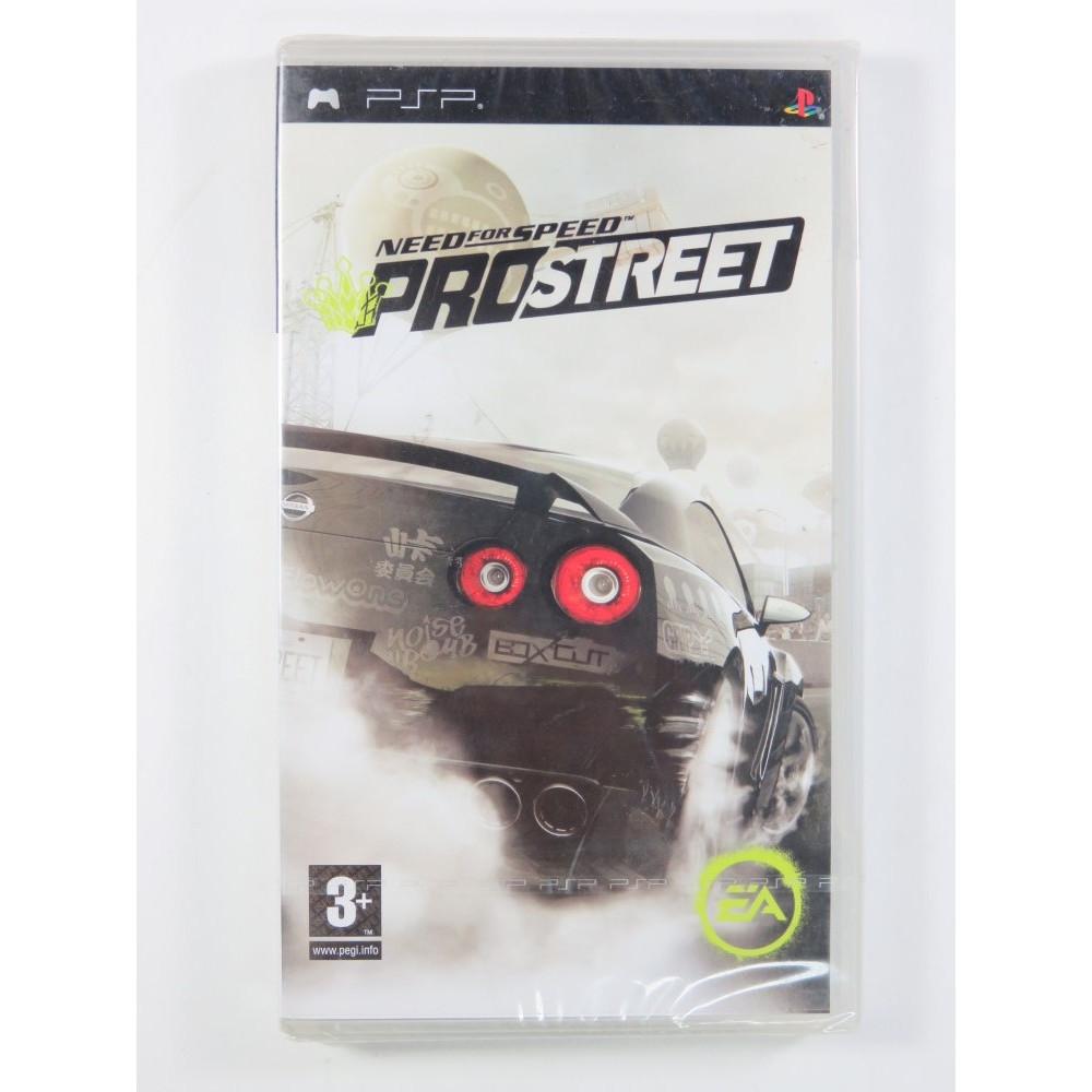 NFS PRO STREET PSP FR NEW
