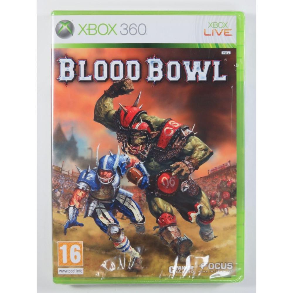 BLOOD BOWL XBOX 360 PAL-FR NEW