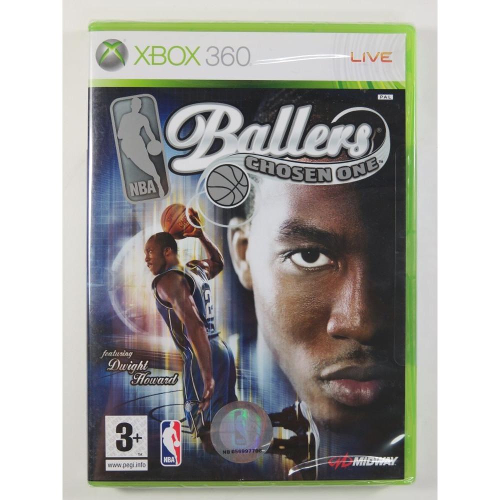 NBA BALLERS - CHOSEN ONE X360 PAL-EURO NEW