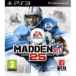 MADDEN NFL 25 PS3 EURO OCCASION