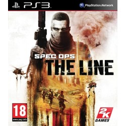 SPEC OPS THE LINE PS3 FR OCCASION