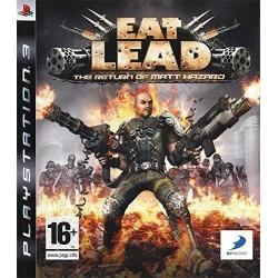 EAT LEAD THE RETURN OF MATT HAZARD PS3 FR OCCASION