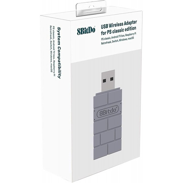 ADAPTATEUR 8BITDO GBROS SWITCH EURO NEW